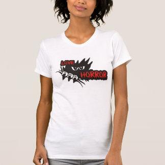 I love horror tshirt