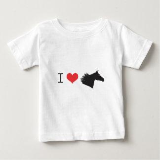 I love horse baby T-Shirt