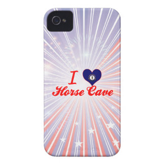 I Love Horse Cave Kentucky iPhone 4 Cover