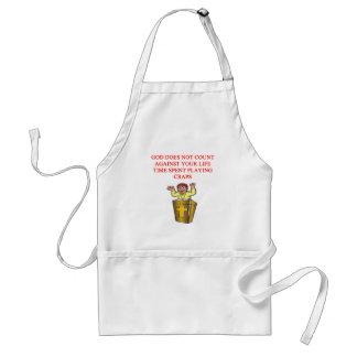 I love horse racing standard apron