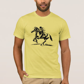 I love Horse Racing T-shirt