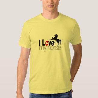 I love Horse Tshirt