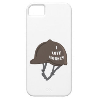 I Love Horses Case For iPhone 5/5S