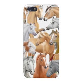 I Love Horses iPhone Case iPhone 5/5S Cases