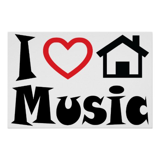 House music poster 28 images house music poster zazzle for Uk house music