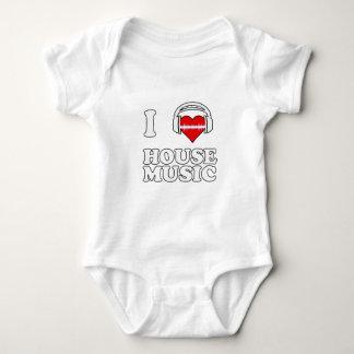 I Love House Music Shirt
