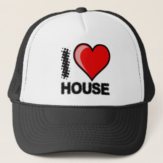 I love House Trucker Hat