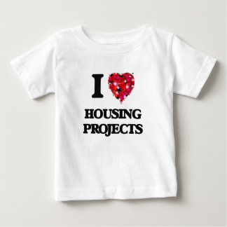 I Love Housing Projects Tshirts
