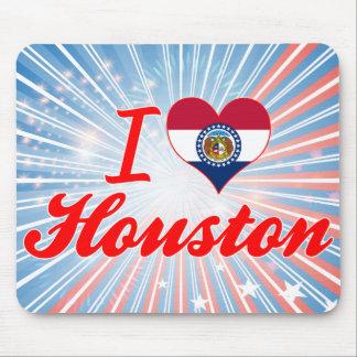 I Love Houston, Missouri Mousepad
