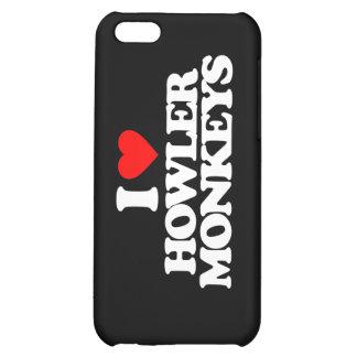 I LOVE HOWLER MONKEYS iPhone 5C COVER