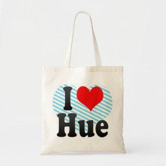 I Love Hue, Viet Nam Canvas Bag