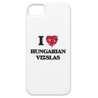 I love Hungarian Vizslas Case For The iPhone 5