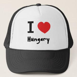 I love Hungary Trucker Hat