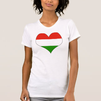 I Love Hungary Shirts