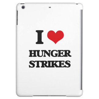 I love Hunger Strikes iPad Air Case
