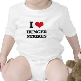 I love Hunger Strikes Bodysuit