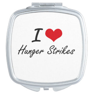 I love Hunger Strikes Vanity Mirrors