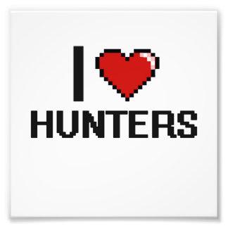I love Hunters Photograph