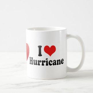 I Love Hurricane Mugs