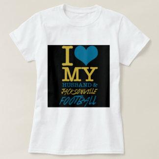 -I-love-husband  jacksonville T-Shirt