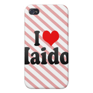 I love Iaido Case For The iPhone 4