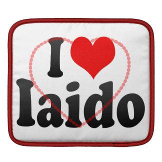I love Iaido iPad Sleeves