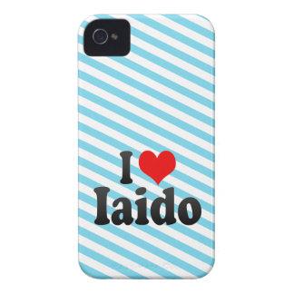 I love Iaido iPhone 4 Covers