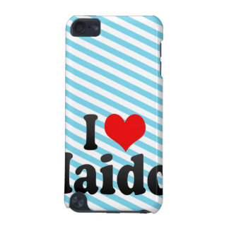 I love Iaido iPod Touch (5th Generation) Cases