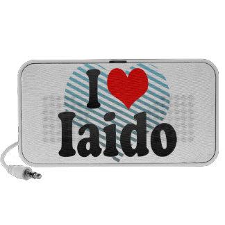 I love Iaido PC Speakers