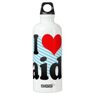 I love Iaido SIGG Traveller 0.6L Water Bottle