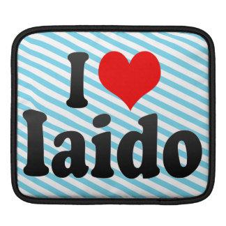 I love Iaido Sleeves For iPads