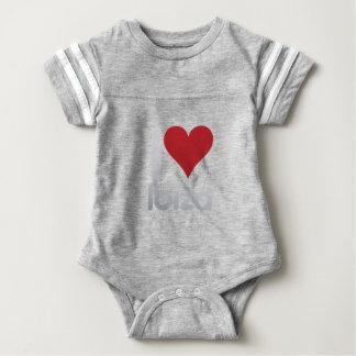 I LOVE IBIZA BABY BODYSUIT