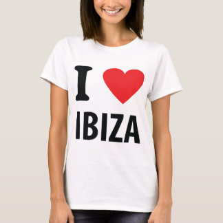 I love Ibiza icon T-Shirt