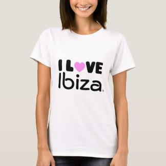 I love Ibiza | T-shirt