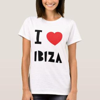 I love Ibiza T-Shirt