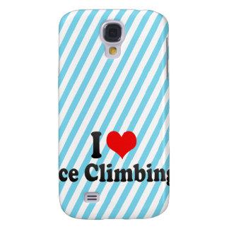 I love Ice Climbing Galaxy S4 Case