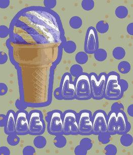 935afa83749 Ice Cream Design T-Shirts   Shirt Designs