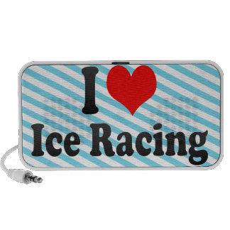 I love Ice Racing Speakers