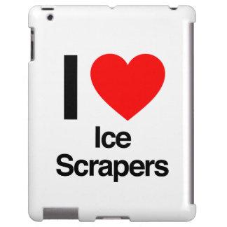 i love ice scrapers iPad case