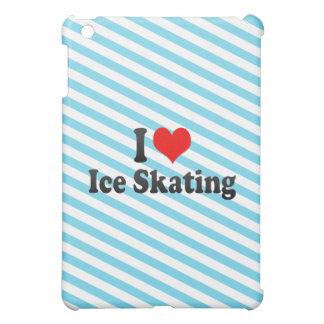 I love Ice Skating Cover For The iPad Mini