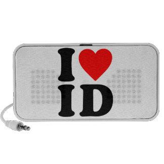 I LOVE ID iPhone SPEAKER