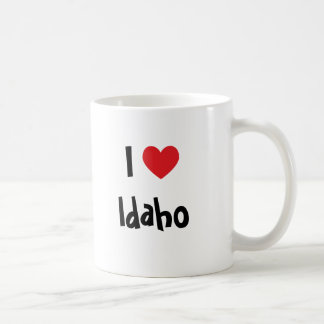 I Love Idaho Coffee Mug