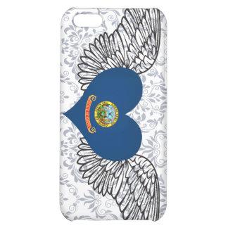 I Love Idaho -wings iPhone 5C Cases