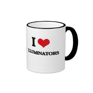 I love Illuminators Coffee Mug
