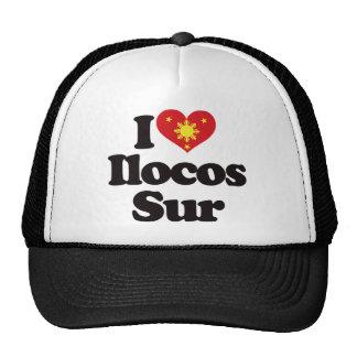 I Love Ilocos Sur Mesh Hat