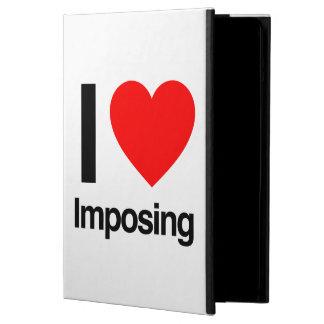 i love imposing case for iPad air