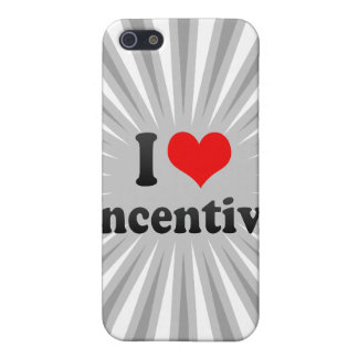 I love Incentive iPhone 5 Case