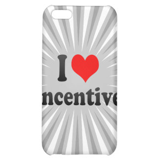 I love Incentive iPhone 5C Cover