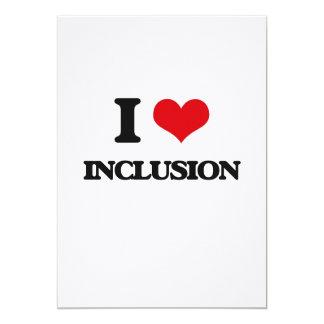 I Love Inclusion Card