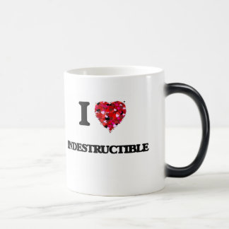 I Love Indestructible Morphing Mug